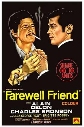 دانلود فیلم دوبله فارسی Farewell Friend 1968