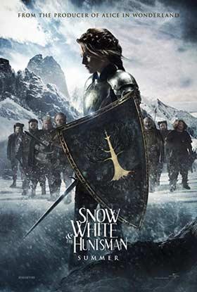 دانلود فیلم دوبله فارسی سفیدبرفی و شکارچی Snow White and the Huntsman 2012
