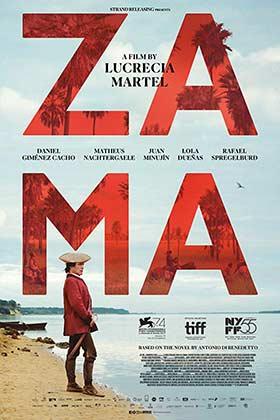 دانلود فیلم Zama 2017