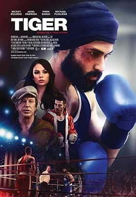 دانلود فیلم دوبله فارسی Tiger 2018