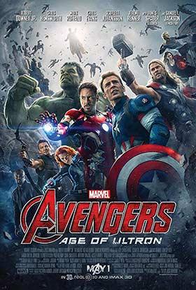 دانلود فیلم دوبله فارسی قهرمانان Avengers: Age of Ultron 2015 زیرنویس فارسی چسبیده