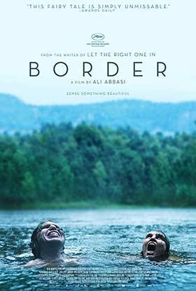 دانلود فیلم دوبله فارسی Border 2018