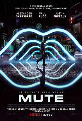 دانلود فیلم لال Mute 2018