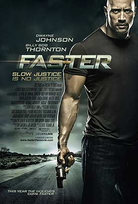 دانلود فیلم دوبله فارسی Faster 2010 زیرنویس فارسی چسبیده