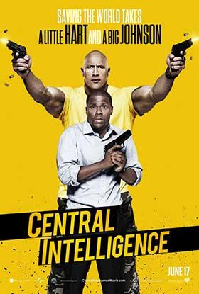 دانلود فیلم دوبله فارسی Central Intelligence 2016 زیرنویس فارسی چسبیده
