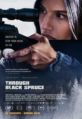 دانلود فیلم Through Black Spruce 2018