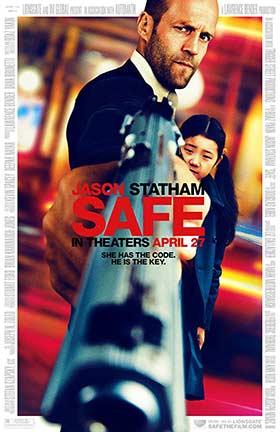 دانلود فیلم دوبله فارسی گاو صندوق Safe 2012 زیرنویس فارسی چسبیده