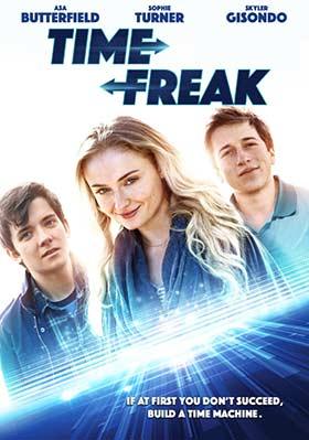 دانلود فیلم دوبله فارسی Time Freak 2018