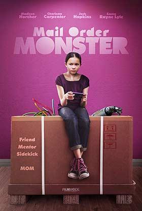 دانلود فیلم دوبله فارسی Mail Order Monster 2018