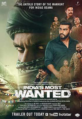 دانلود فیلم Indias Most Wanted 2019