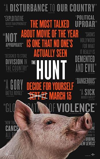 دانلود فیلم زیرنویس فارسی شکار The Hunt 2019