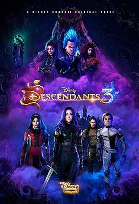 دانلود فیلم Descendants 3 2019