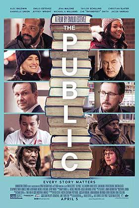 دانلود فیلم The Public 2018