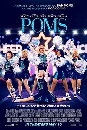 دانلود فیلم Poms 2019