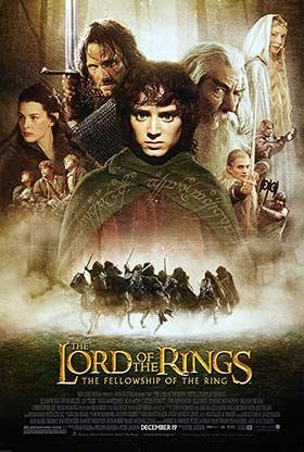 دانلود فیلم دوبله فارسی The Lord of the Rings: The Fellowship of the Ring 2001 زیرنویس فارسی چسبیده