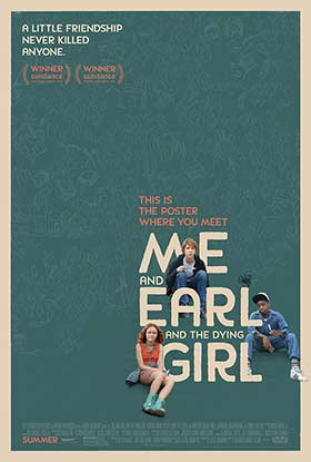 دانلود فیلم Me and Earl and the Dying Girl 2015