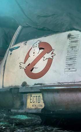 دانلود فیلم شکارچیان روح Ghostbusters 2020
