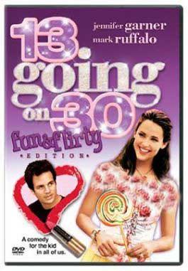 دانلود فیلم ۱۳ Going on 30 2004 زیرنویس فارسی چسبیده