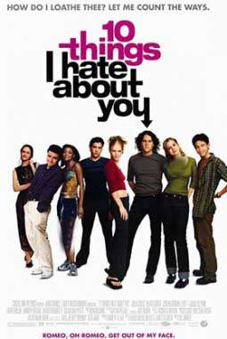دانلود فیلم Ten Things I Hate About You 1999