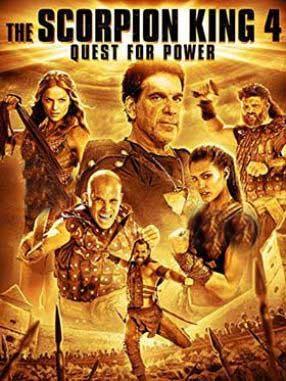 دانلود فیلم شاه عقرب 4 The Scorpion King 4 2015