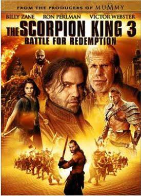 دانلود فیلم شاه عقرب ۳ The Scorpion King 3 2012