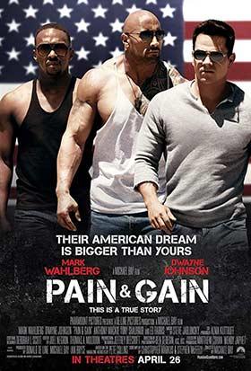 دانلود فیلم دوبله فارسی Pain & Gain 2013 زیرنویس فارسی چسبیده