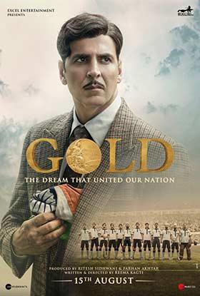 دانلود فیلم دوبله فارسی Gold 2018