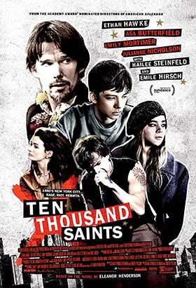 دانلود فیلم Ten Thousand Saints 2015
