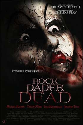 دانلود فیلم Rock Paper Dead 2019 زیرنویس فارسی چسبیده