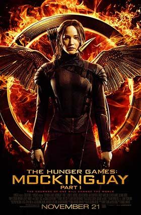 دانلود فیلم دوبله فارسی The Hunger Games: Mockingjay – Part 1 2014 زیرنویس فارسی چسبیده
