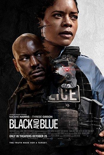 دانلود فیلم زیرنویس فارسی سیاه و آبی Black and Blue 2019