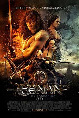 دانلود فیلم Conan the Barbarian 2011 زیرنویس فارسی چسبیده