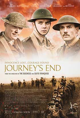 دانلود فیلم دوبله فارسی Journeys End 2017