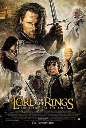 دانلود فیلم دوبله فارسی The Lord of the Rings The Return of The King 2003 زیرنویس فارسی چسبیده