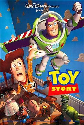 دانلود انیمیشن دوبله فارسی اسباب بازی Toy Story 1995