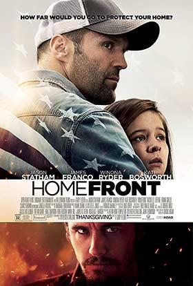 دانلود فیلم دوبله فارسی Homefront 2013 زیرنویس فارسی چسبیده