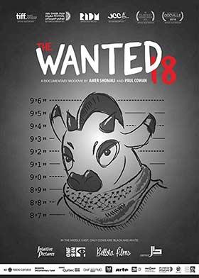 دانلود مستند The Wanted 18 2014