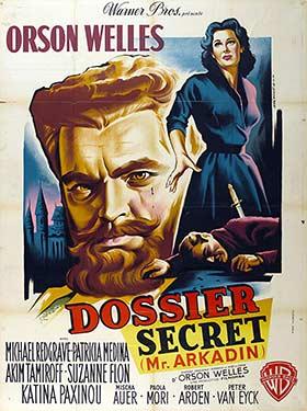 دانلود فیلم Mr Arkadin 1955