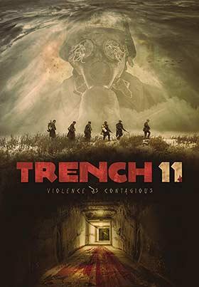 دانلود فیلم دوبله فارسی Trench 11 2017