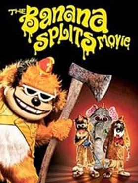دانلود فیلم The Banana Splits Movie 2019