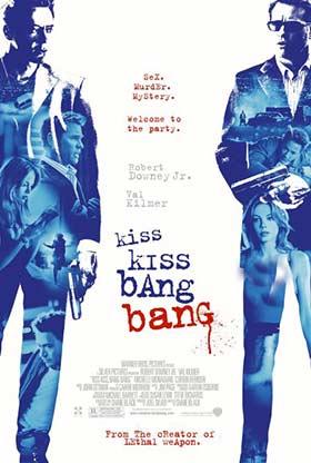 دانلود فیلم دوبله فارسی Kiss Kiss Bang Bang 2005