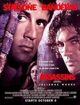 دانلود فیلم دوبله فارسی Assassins 1995 زیرنویس فارسی چسبیده