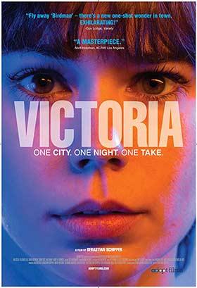 دانلود فیلم Victoria 2015