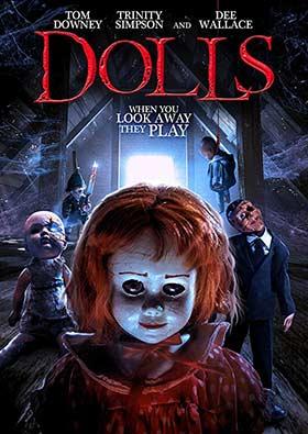 دانلود فیلم Dolls 2019 زیرنویس فارسی چسبیده