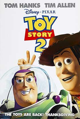 دانلود انیمیشن Toy Story 2 1999