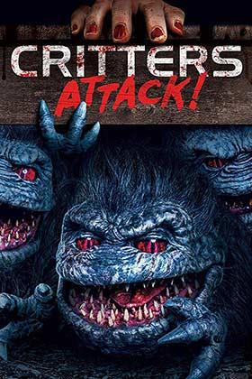 دانلود فیلم Critters Attack! 2019 زیرنویس فارسی چسبیده