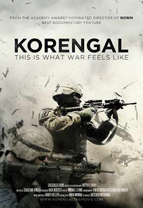 دانلود مستند Korengal 2014