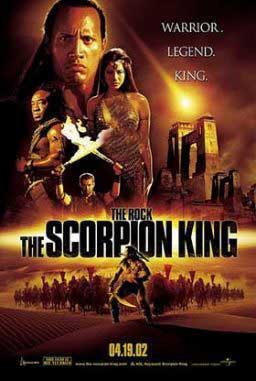 دانلود فیلم شاه عقرب The Scorpion King 2002 + دوبله فارسی