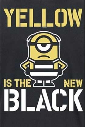 دانلود انیمیشن کوتاه زرد سیاه جدیده Yellow is the New Black 2018