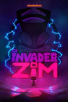 دانلود انیمیشن Invader ZIM Enter the Florpus 2019